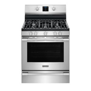Professional 30'' Freestanding Gas Range -