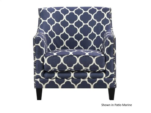 ELEMENTS UDH706100 Dinah Marine Accent Chair