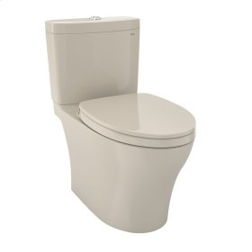 Aquia® IV - Toilet - 1.28 GPF / 0.8 GPF - with Seat - Bone
