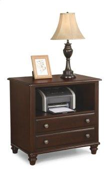 Lancaster Printer File Cabinet