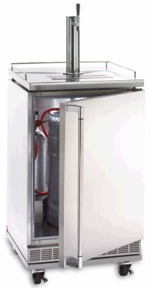 Outdoor Refrigerator & Beverage Dispenser (L24CF, L24BEV & L24CST)