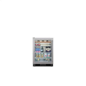 "Subzero24"" Undercounter Beverage Center - Stainless Door"