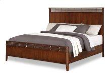 Bali King Panel Bed