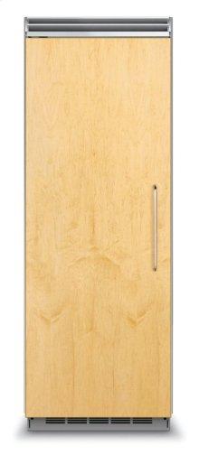 "30"" Custom Panel All Freezer, Left Hinge/Right Handle"