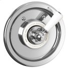 White lever archipelago thermostatic valve trim only, to suit M1-4200 rough Product Image