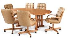 Table Base: Twin Legs (medium)