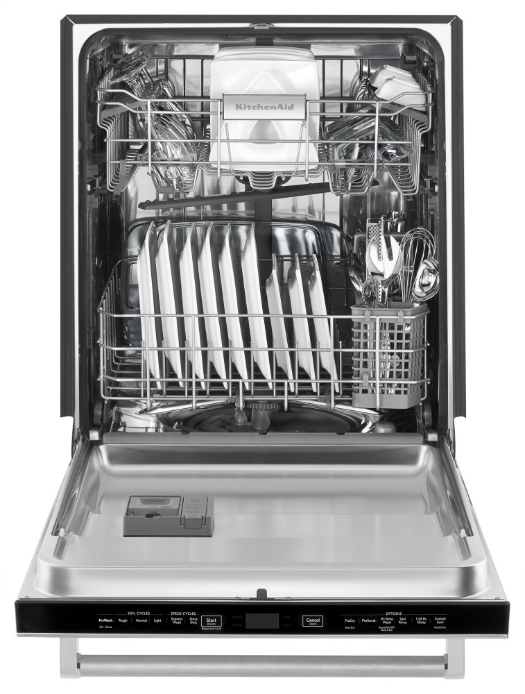 Additional 44 DBA Dishwasher With Clean Water Wash System   Stainless Steel