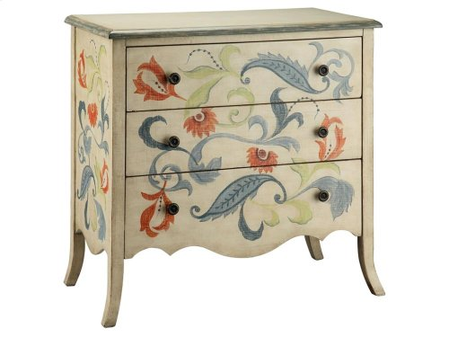 Accent Cabinet (S.W. Caprice Chest)