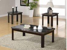 6637 3-Piece Coffee Table Set