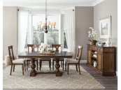 Intercon Dining Room Luciano Dining Table Base