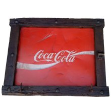 Coke Mirror Medium