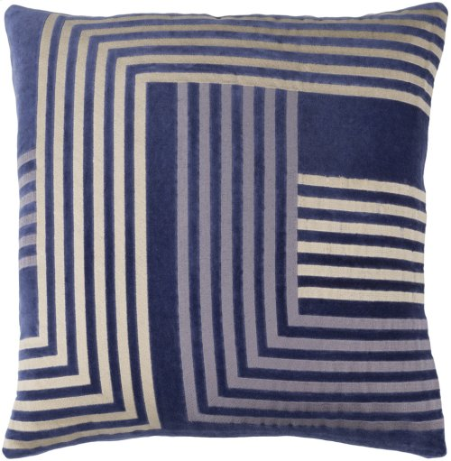 "Intermezzo INE-003 18"" x 18"" Pillow Shell Only"