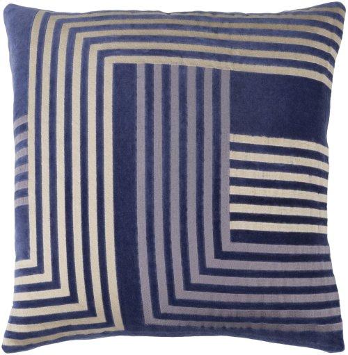 "Intermezzo INE-003 20"" x 20"" Pillow Shell Only"