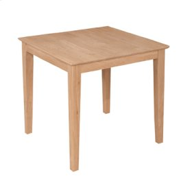 """30"""" Square Table"""