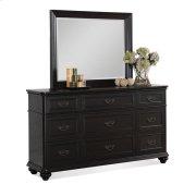 Belmeade Nine Drawer Dresser Raven Black finish Product Image