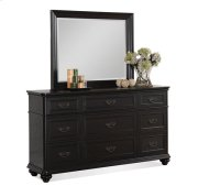 Belmeade Nine Drawer Dresser Raven Black finish Product Image