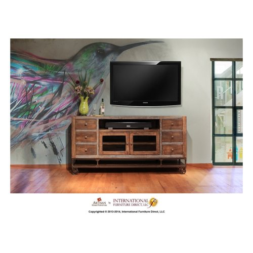 Ifd560stand52 In By Artisan Home Furniture In Winthrop Ny 52in Tv