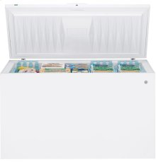 GE® 19.7 Cu. Ft. Manual Defrost Chest Freezer