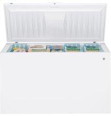 GE® 19.7 Cu. Ft. Manual Defrost Chest Freezer