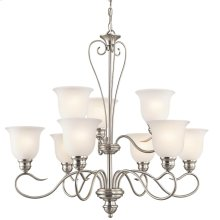 Tanglewood Collection Chandelier 9Lt NI