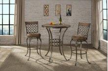 Lannis 3-piece Bar Height Bistro Dining Set