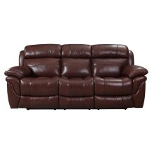 E2201 Edinburgh Pwr Sofa 3520lv Brown