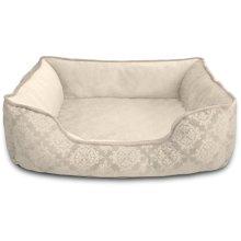 Comfy Pooch Damask Flocked Pet Bed HD83-150
