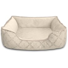 Comfy Pooch Damask Flocked Pet Bed HD83-150