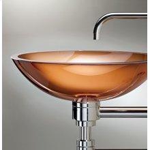 Freestanding Large Round Sink