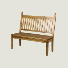 Arrowback Dining Bench