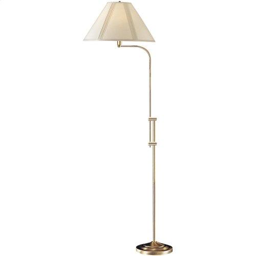 150W 3 Way Floor Lamp W/Adjust Pole