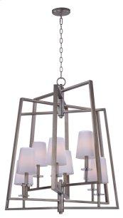 Swing 8-Light Chandelier