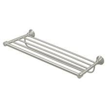 "24"" Hotel Shelf, 88 Series - Brushed Nickel"