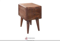 1 Drawer Chair Side Table Product Image