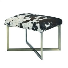 Hidden Treasures Hair On Hide Bench