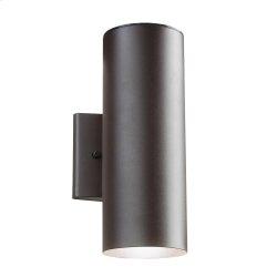 LED 3000K Outdoor Up & Down Lantern AZT
