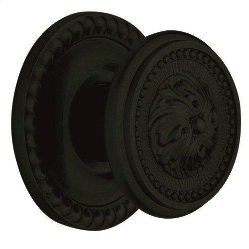Satin Black 5050 Estate Knob