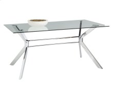 Tista Dining Table - White