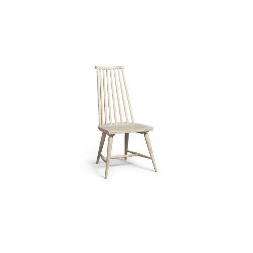 Epicenters Austin Spoke Spindle Chair - Bisque