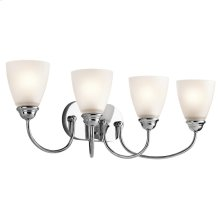 Jolie Collection Jolie 4 Light Bath Light CH
