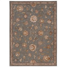 Serenade Srd02 Slate Rectangle Rug 5'3'' X 7'5''