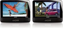 "22.9 cm (9"") LCD Portable DVD Player"