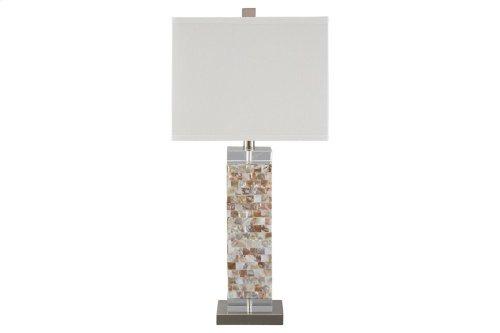 Shell Table Lamp (1/CN)