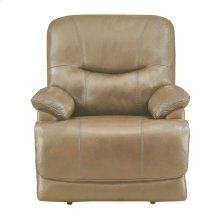 SU-BV13 Collection  Recliner with Power Headrest and Lumbar  Tan