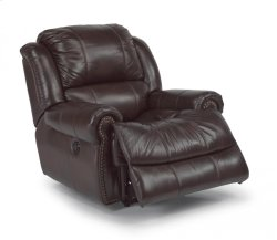 Capitol Leather Power Recliner Product Image