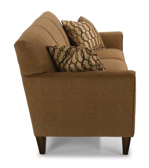 Digby Fabric Three-Cushion Sofa