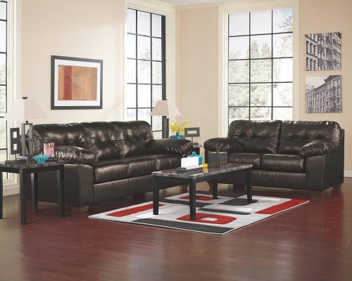 Alliston 5 Piece Sofa and Loveseat Room To Go