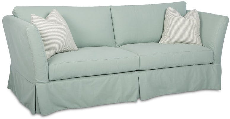 Hidden · Additional Two Cushion Sofas, Slipcover