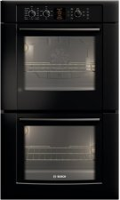 "500 Series 30"" Double Wall Oven HBL5660UC - Black Product Image"