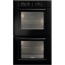 """500 Series 30"""" Double Wall Oven HBL5660UC - Black"""
